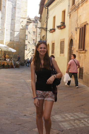 Tuscany Day 4: Volterra & San Gimignano