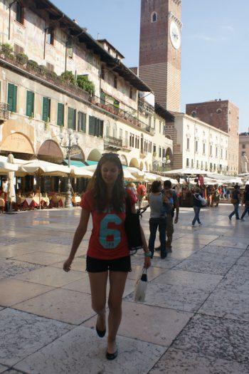 Tuscany Day 8: Verona