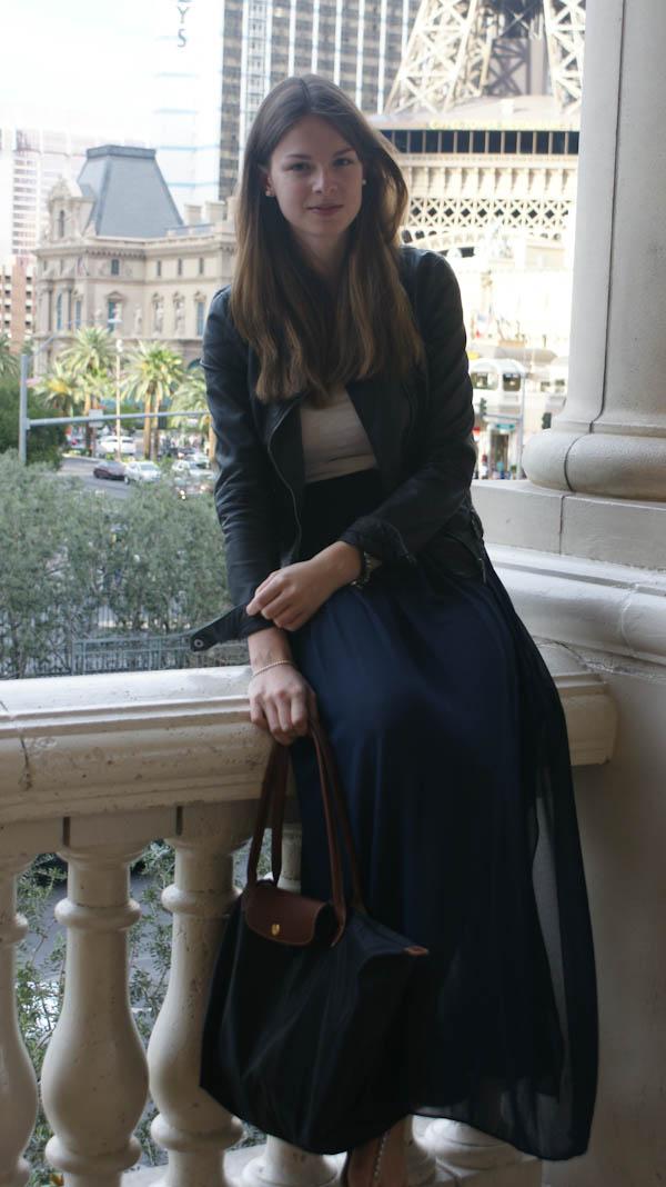 Zara Leathe Jacket