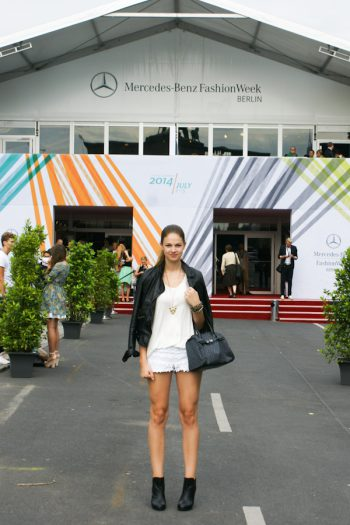 MBFWB Day 3: My Outfit
