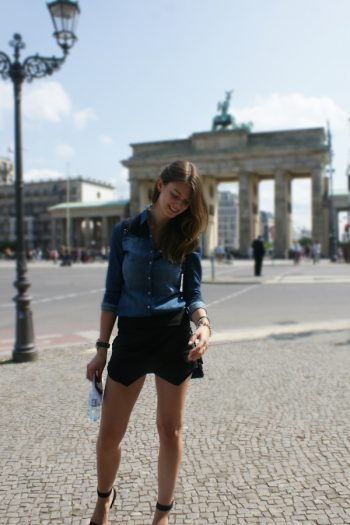 MBFWB Tag 2: Mein Outfit