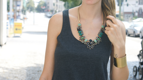 Forever 21 Statement Kette