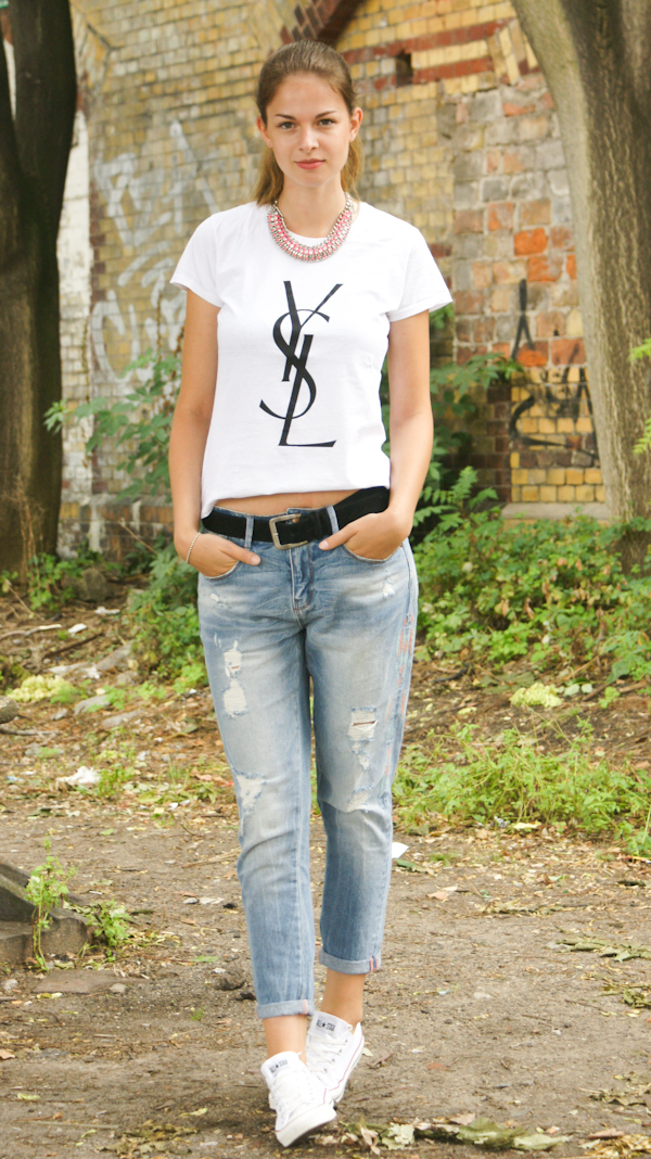 611dbe8c7197 How to wear a boyfriend Jeans - Outfit 3