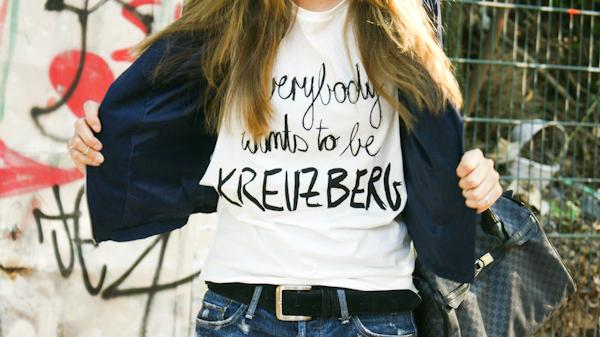 everybody wants to be Kreuzberg