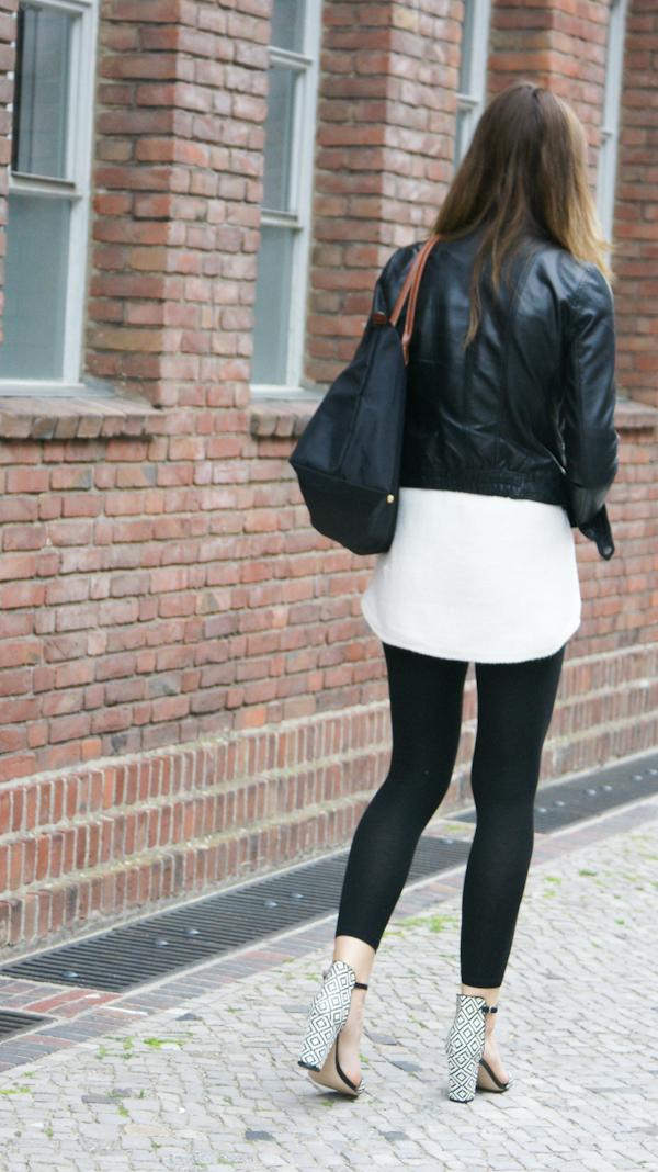 Zara Leather Jacket