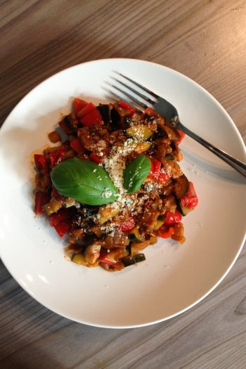 Recipe: tomato-ratatouille