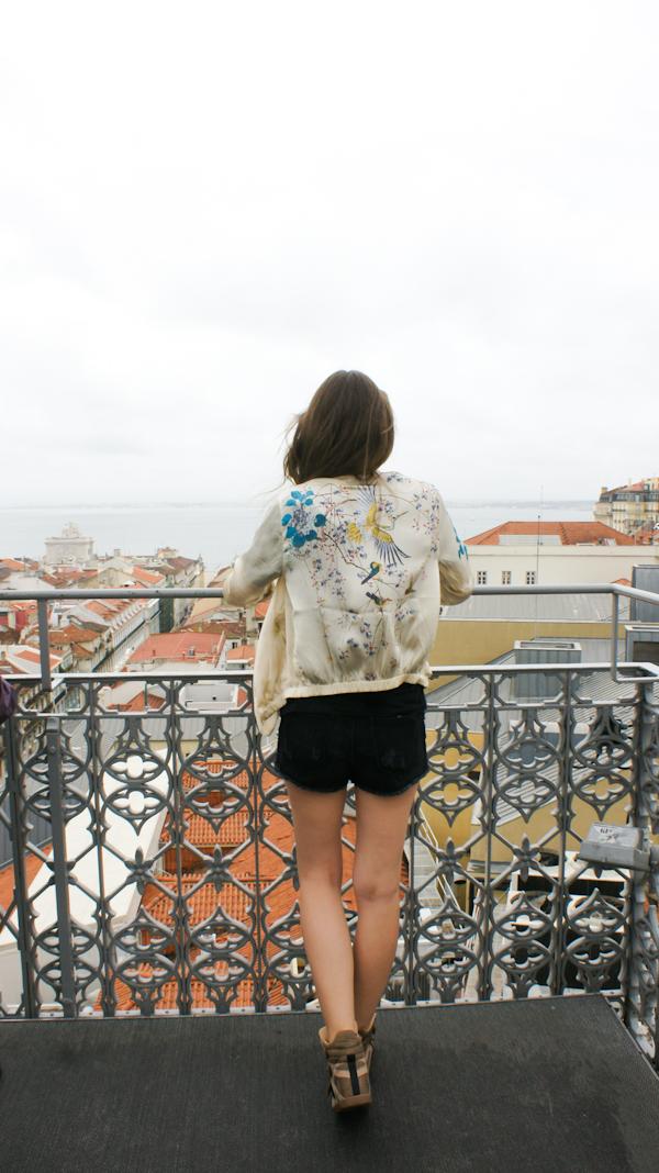 Pull and Bear Kimono Jacket