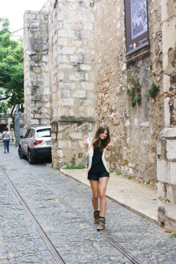 Kreuzfahrt Tag 1: Lissabon