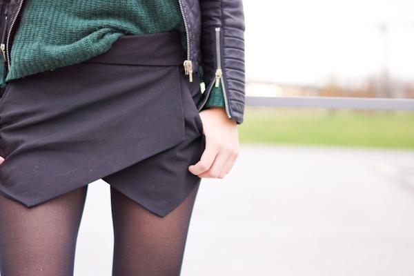 Skort Outfit