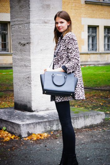 Leo Coat + Giveaway Winner