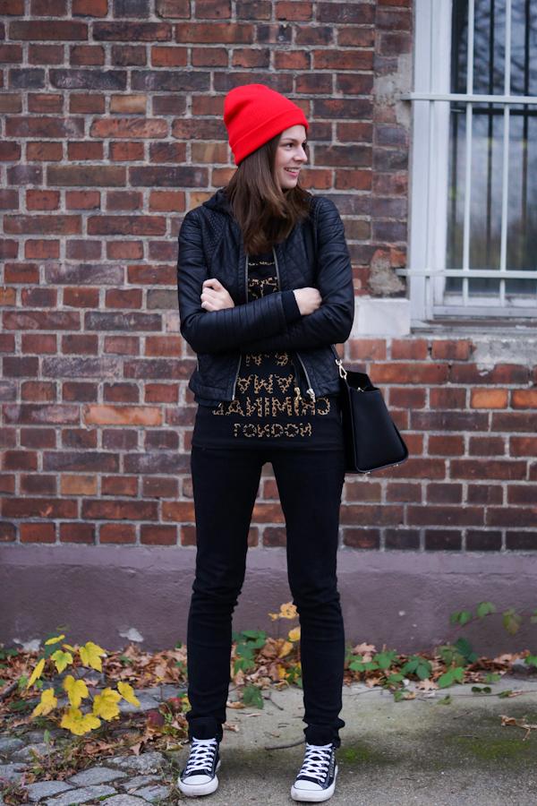Zara Leatherjacket
