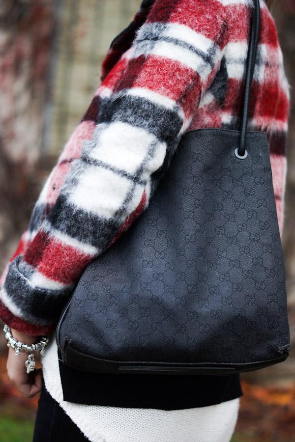 Gucci bag Jeans