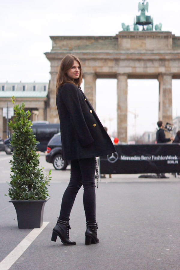 Fashion Week in Berlin Januar 2014