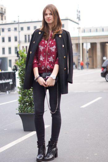 MBFWB Day 2: my fashion week outfit