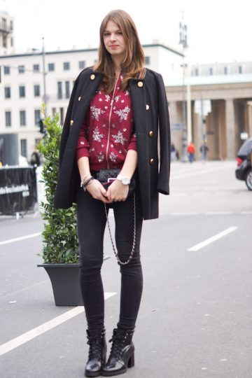 MBFWB Tag 2: mein Fashion Week Outfit