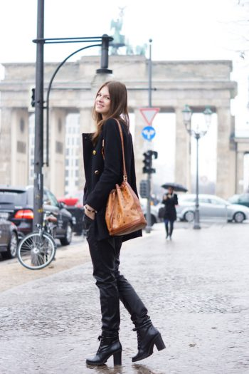 MBFWB Tag 3: mein Fashion Week Outfit