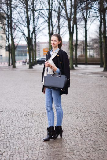 MBFWB Tag 4: mein Fashion Week Outfit