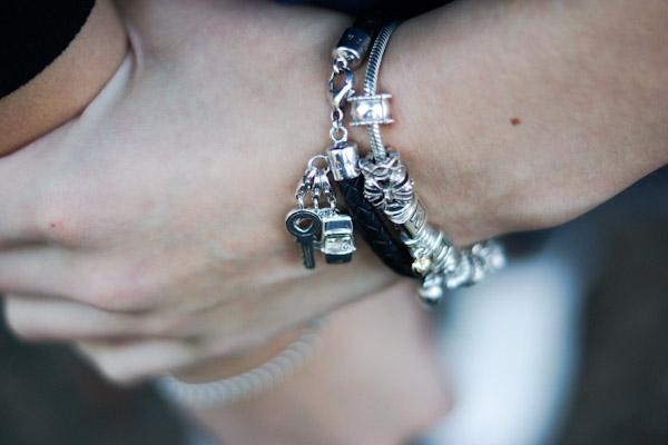 Thomas Sabo und Pandora Armband
