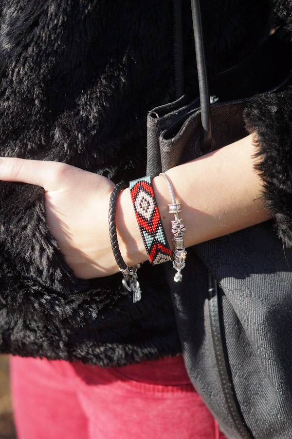 Kim&Zozi Hippie Bling Armband
