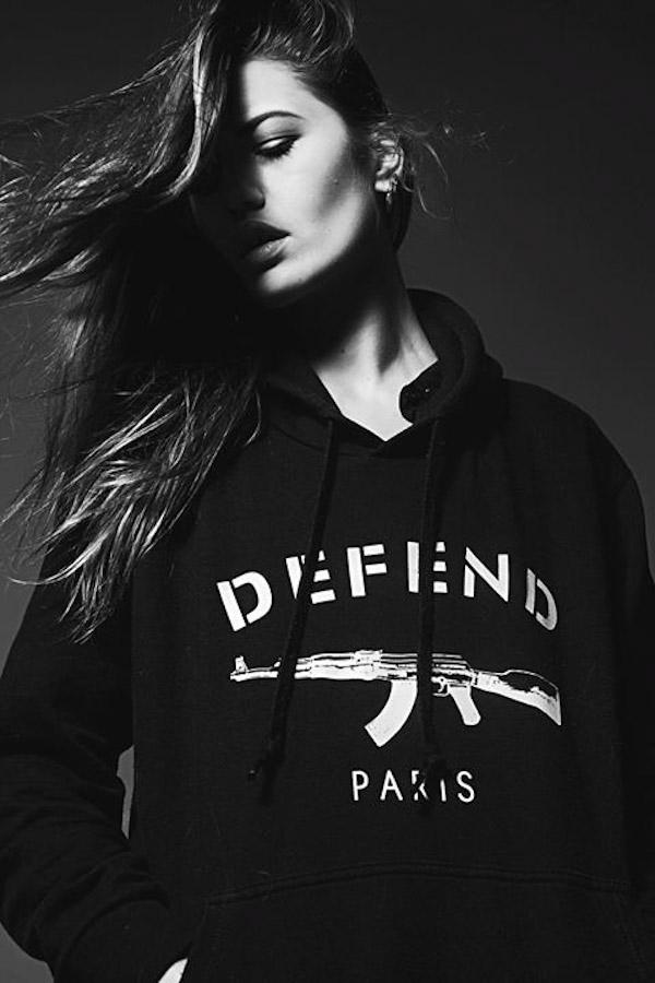 Defend Paris aus Frankreich