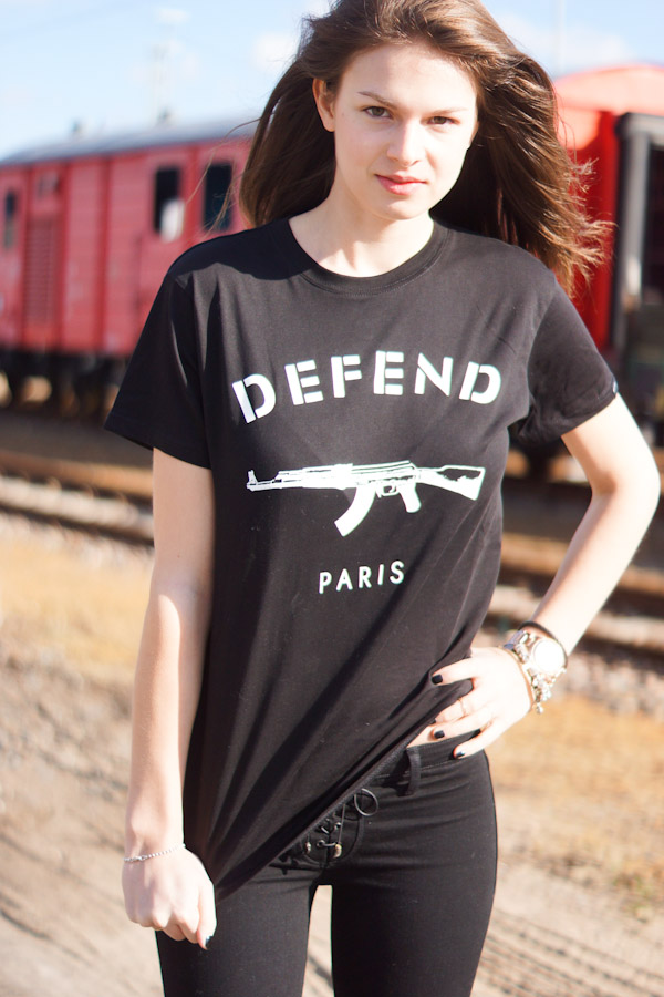 Defend Paris T-Shirt