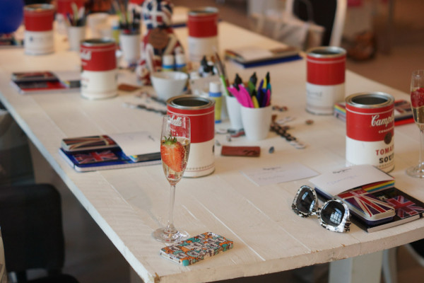 DIY at Pepe Jeans London Event