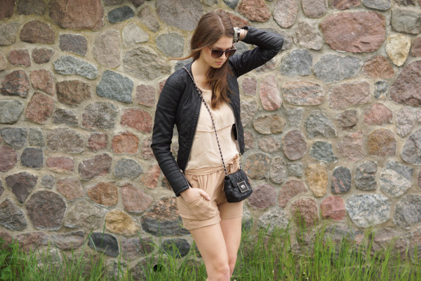 layered Jumpsuit