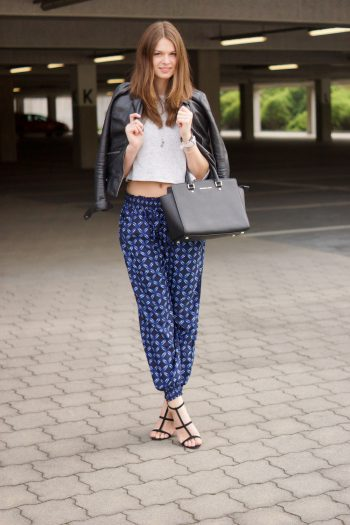 Wide Leg Trousers for Spring