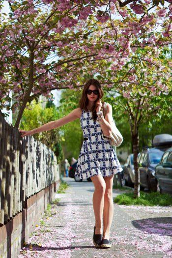 Dieses Kleid lässt mich von Sommer träumen