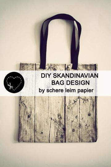Diy wooden statement necklace for Schere leim papier