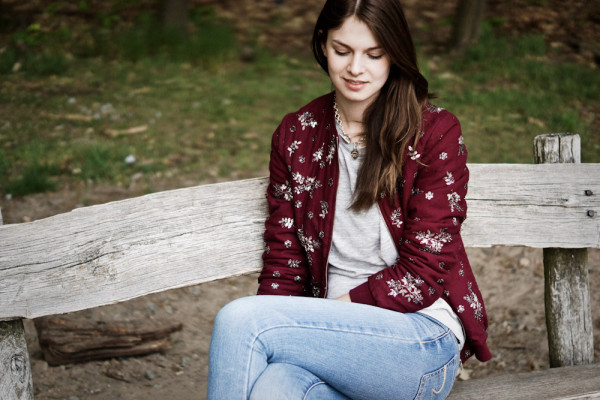 Isabel Marant look alike jacket