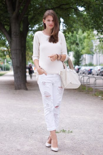 4 Days 4 Ways: How to wear a Boyfriend Jeans Summer Edition #2