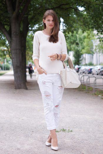 4 Days 4 Ways: Wie trägt man eine Boyfriend Jeans Summer Edition #2