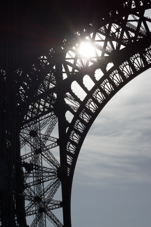 Eiffel Tower Details