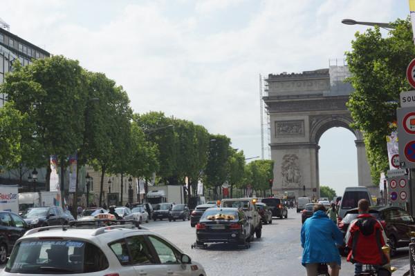 Paris Reisetagebuch