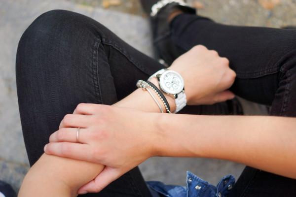 DKNY Keramik Uhr