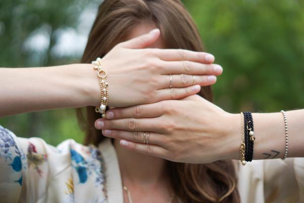 My Jewelstars Seashell Armband