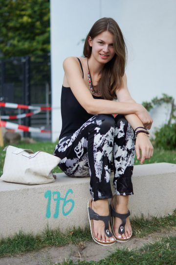 4 Days 4 Ways: Wie trägt man Birkenstocks #2