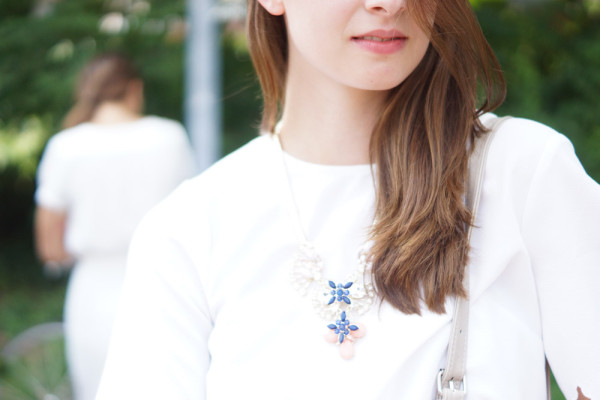 Warehouse Statement Necklace