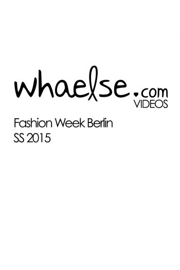 Fashion Week Berlin – the Video