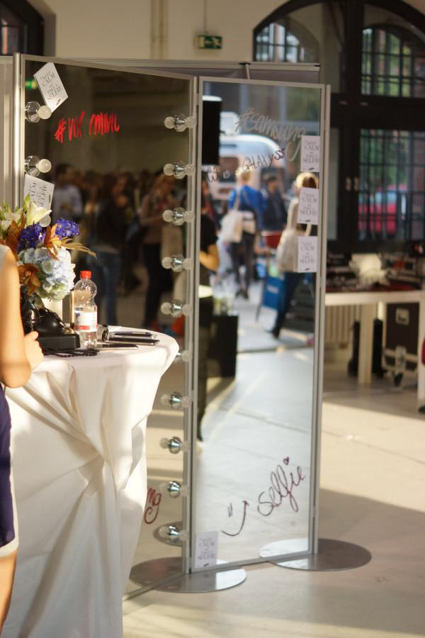 Samsung auf dem Blogger Bazaar Berlin