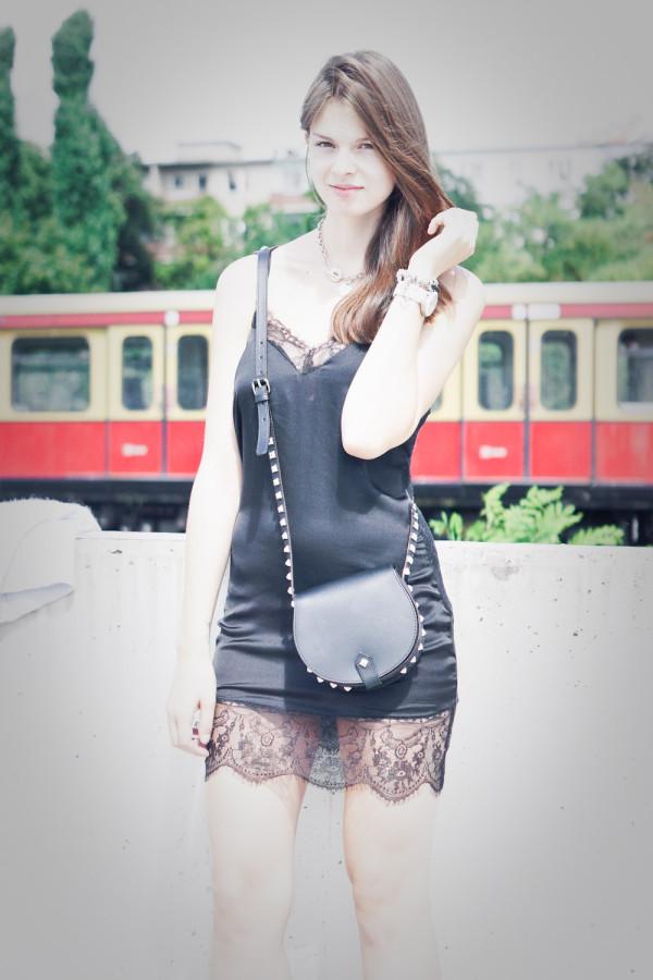 Lingerie Style Kleid