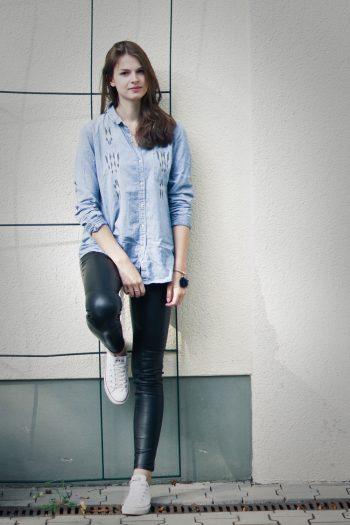 4 Days 4 Ways: Wie trägt man eine Lederhose #4