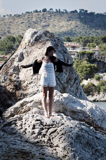 Mallorca Diary: Lace & Steine