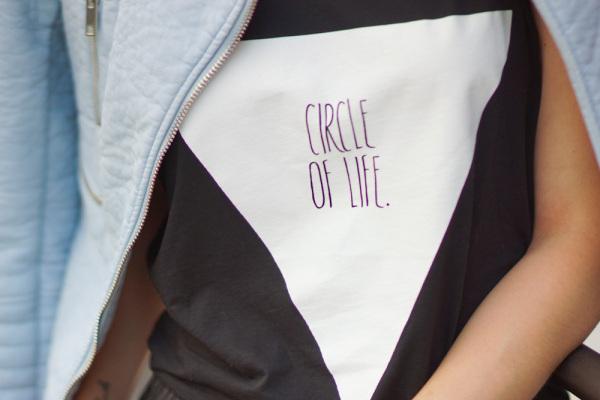 Circle of Life Top