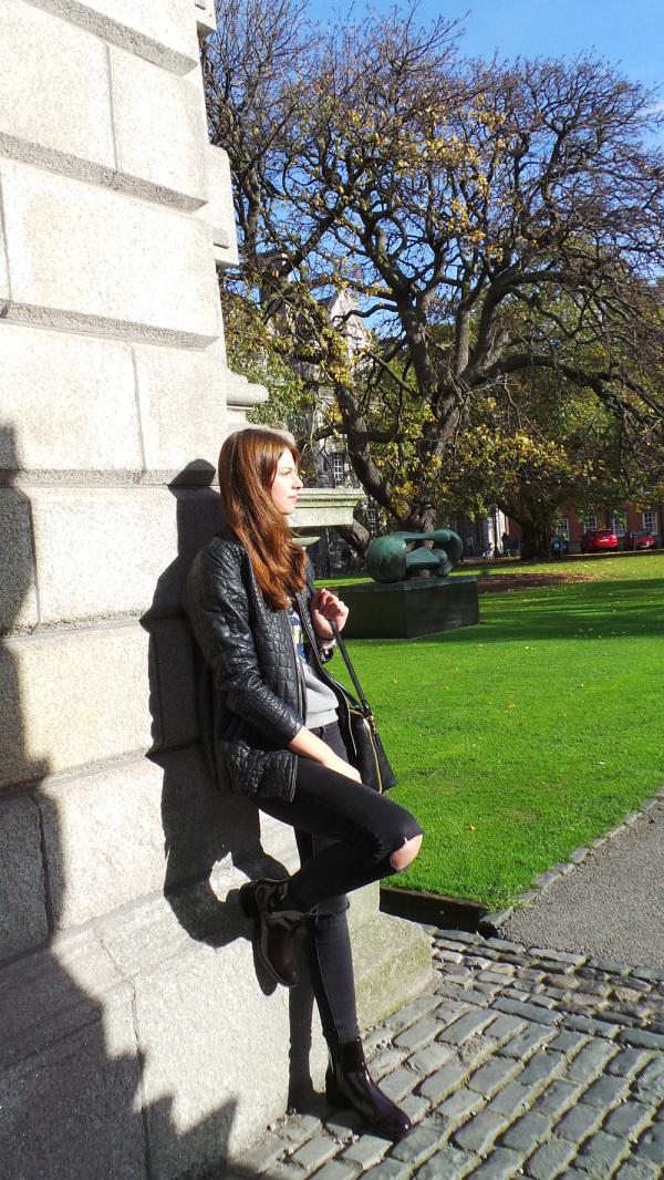 Dublin Reisetagebuch