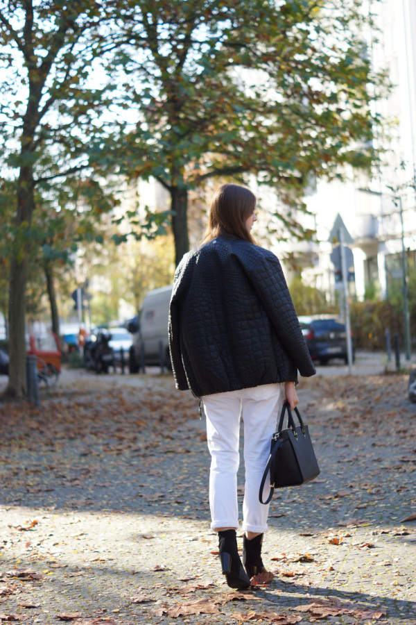 Pepe Jeans Leather Coat