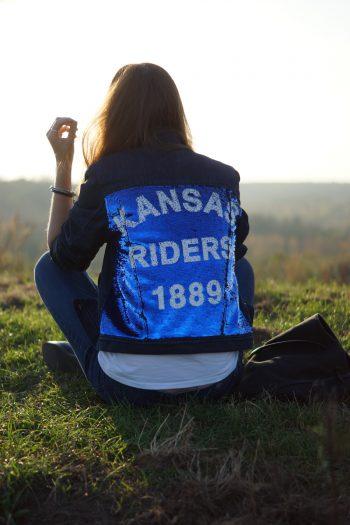 Kansas Riders 1889