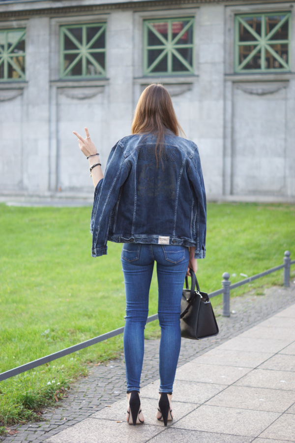 Famous Denim Jacket