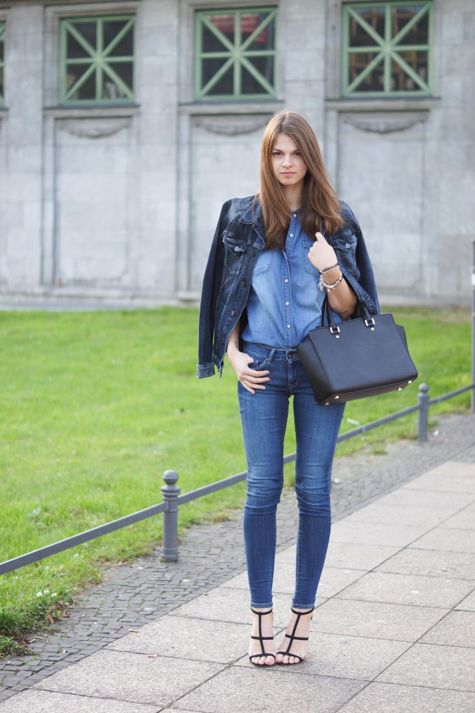 9e25dea662 Total Denim Look - Pepe Jeans Denim Fashion Week
